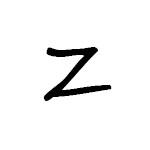 Herbář písmeno / znak Z, Ž